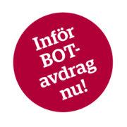 Inför BOT-avdrag nu! logo